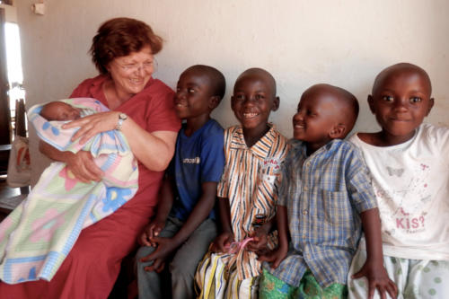 BURUNDI - bambini