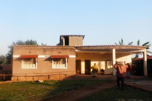 edificio della MATERNITE'