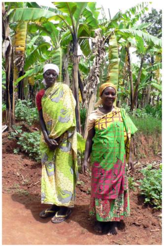 BURUNDI-vita di villaggio