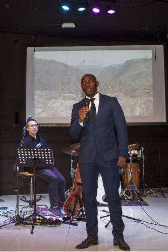 intervento Ambasciata del Burundi