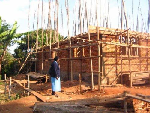 costruzione della Maternitè